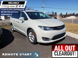 2019 Chrysler Pacifica Touring-L Plus - Leather Seats Van
