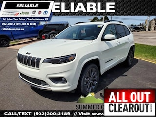 2019 Jeep New Cherokee Limited -  - Leather Seats SUV