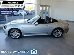 2019 FIAT 124 Spider Lusso Convertible - Convertible Convertible