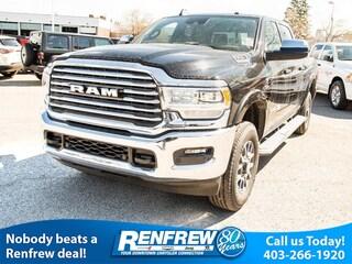 2019 Ram 3500 Laramie Longhorn Truck Crew Cab