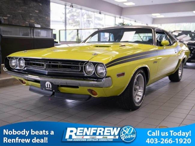 1971 Dodge Challenger Flash Sale!