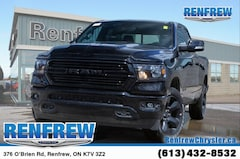 2019 Ram All-New 1500 Big Horn Black Package Truck Quad Cab