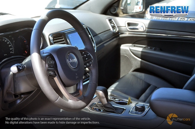 New 2019 Jeep Grand Cherokee Limited X For Sale | Renfrew ON