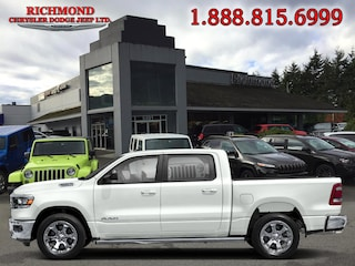 New 2020 Ram 1500 Limited Truck Crew Cab in Richmond, BC near Vancouver