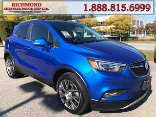 Used 2017 Buick Encore Sport Touring SUV P206524 in Richmond, BC, near Vancouver