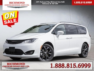 New 2020 Chrysler Pacifica Limited Van in Richmond, BC near Vancouver
