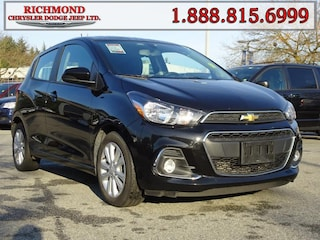 Used 2018 Chevrolet Spark 1LT CVT Hatchback for sale in Richmond, BC, near Vancouver