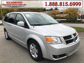 Used 2010 Dodge Grand Caravan SE Van Passenger Van for sale in Richmond, BC, near Vancouver