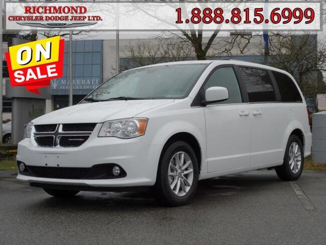 New 2020 Dodge Grand Caravan Premium Plus Van For Sale in Richmond, BC