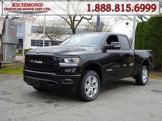 New 2020 Ram 1500 Big Horn North Edition Truck Quad Cab in Richmond, BC near Vancouver
