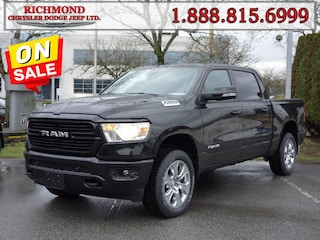 New 2020 Ram 1500 Big Horn North Edition Truck Crew Cab 20259706 near Vancouver, BC