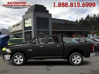 New 2018 Ram 1500 Big Horn Truck Crew Cab 18166529 in Richmond, BC