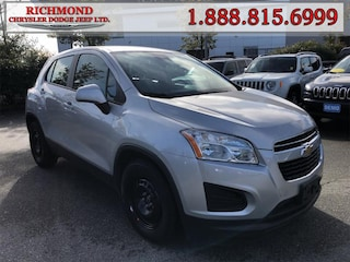 Used 2016 Chevrolet Trax LS SUV for sale in Richmond, BC, near Vancouver