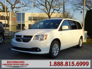 New 2019 Dodge Grand Caravan 35th Anniversary Edition Van in Richmond, BC near Vancouver