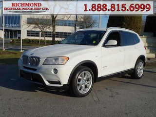 Used 2014 BMW X3 xDrive28i SAV 881421A in Richmond, BC, near Vancouver