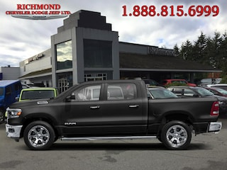New 2020 Ram 1500 Big Horn Night Edition Truck Crew Cab in Richmond, BC near Vancouver