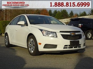 Used 2013 Chevrolet Cruze LT Turbo Sedan for sale in Richmond, BC, near Vancouver