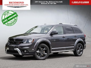 Used 2019 Dodge Journey Crossroad SUV S794527 in Richmond, BC, near Vancouver