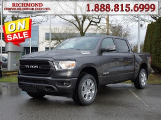 New 2020 Ram 1500 Big Horn North Edition Truck Crew Cab 20262456 near Vancouver, BC