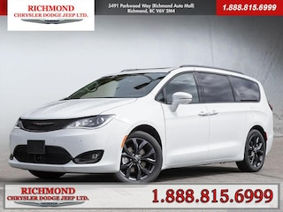 New 2020 Chrysler Pacifica Limited Van 20177309 near Vancouver, BC