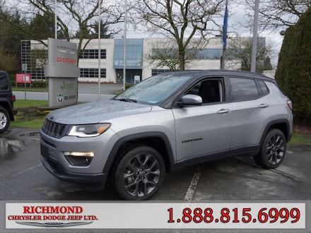 Featured New  2019 Jeep Compass High Altitude SUV for sale in Richmond, BC, near Vancouver