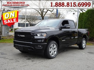 New 2020 Ram 1500 Big Horn North Edition Truck Quad Cab 205Z0172836 near Vancouver, BC