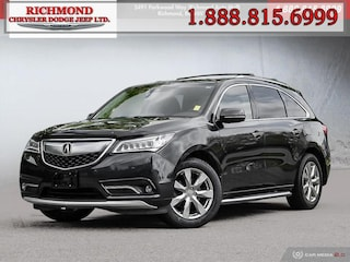 Used 2016 Acura MDX Elite Package SUV P502260 in Richmond, BC, near Vancouver