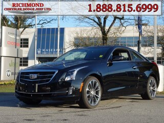 Used 2016 CADILLAC ATS 2.0L Turbo Luxury Collection Coupe 177239A in Richmond, BC, near Vancouver