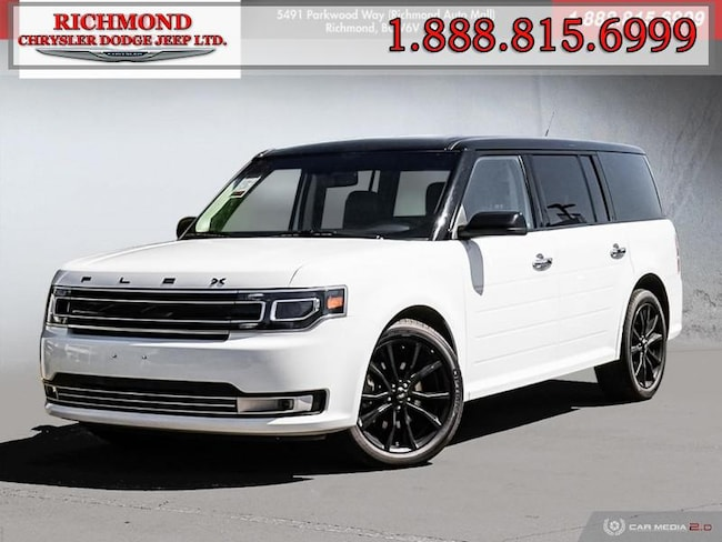 Used 2018 Ford Flex Limited SUV in Richmond, BC