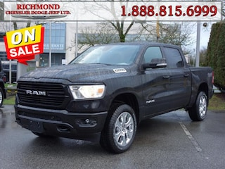 New 2020 Ram 1500 Big Horn North Edition Truck Crew Cab 20259708 near Vancouver, BC