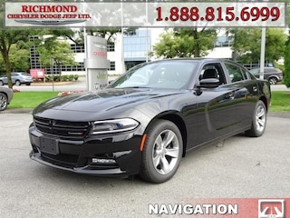 New 2018 Dodge Charger SXT Plus Sedan 18129670 in Richmond, BC