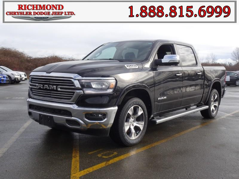 Featured New  2019 Ram All-New 1500 Laramie for sale in Richmond, BC, near Vancouver