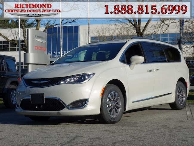 New 2020 Chrysler Pacifica Touring-L Plus 35th Anniversary Edition Van For Sale in Richmond, BC