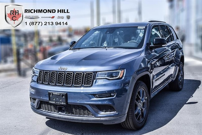 New 2019 Jeep Grand Cherokee Limited X SUV For Sale/Lease Richmond Hill, ON
