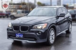 2012 BMW X1 xDrive28i *AUTO* Temperature Control*Rain Sensing