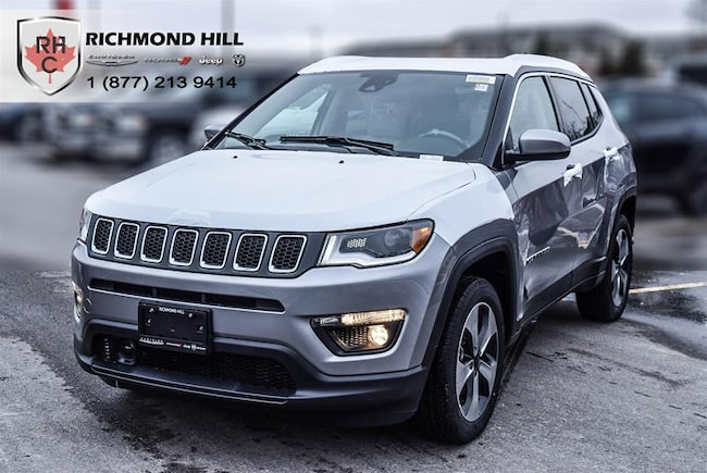 New 2019 Jeep Compass North SUV For Sale/Lease Richmond Hill, ON