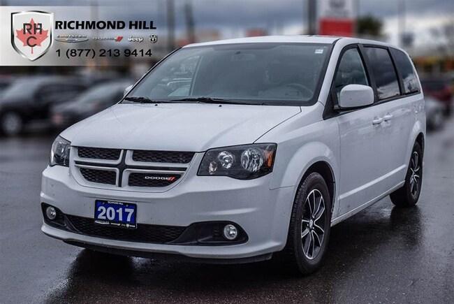 2018 Dodge Grand Caravan GT 7 Passenger/Power Rear Cargo Door/Dynamic Stabi