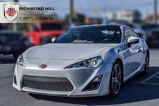 2013 Scion FR-S at