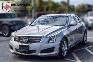 2014 Cadillac ATS 2.0L Turbo RWD