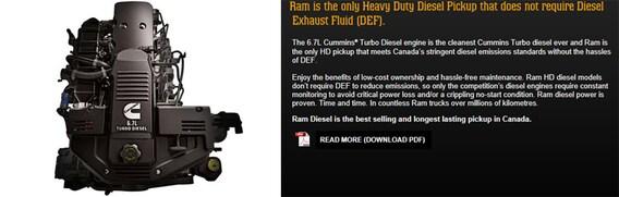 DEF-FREE Ram Trucks | Rivershore Ram Chrysler Dodge Jeep