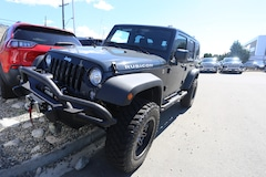 2018 Jeep Wrangler JK Unlimited Rubicon VUS