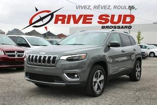 2019 Jeep Cherokee LIMITED 4X4 *CUIR*TOIT PANO*GPS* VUS