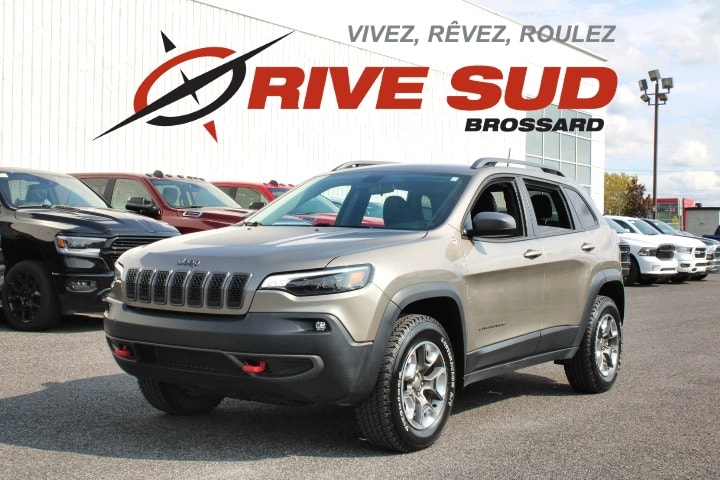 2019 Jeep Cherokee TRAILHAWK 4X4 *V6*HITCH*