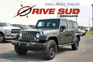 2014 Jeep Wrangler UNLIMITED SPORT *WILLYS*HITCH* VUS