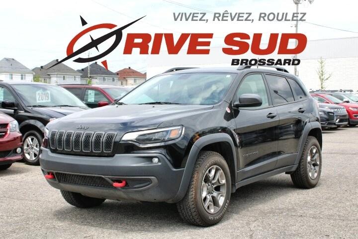 2019 Jeep  Cherokee TRAILHAWK *V6*HITCH*