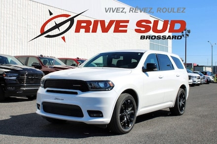 2019 Dodge Durango GT AWD BLACKTOP *DVD*TOIT*GPS* VUS