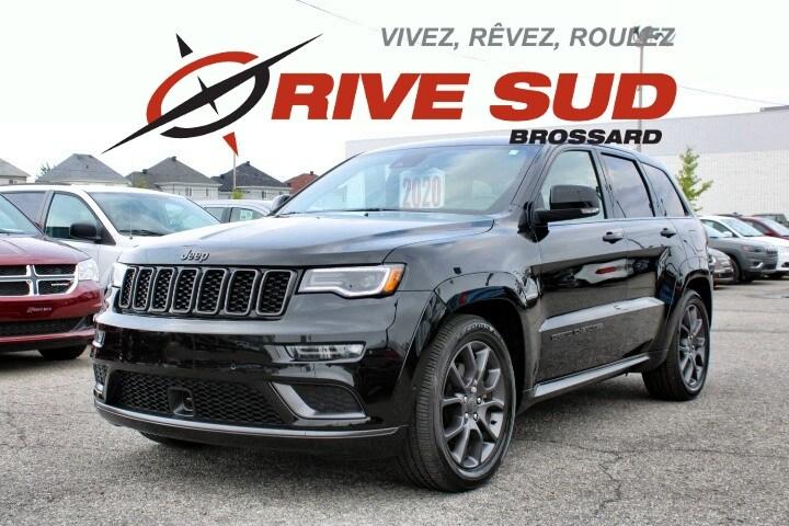 Jeep Grand Cherokee HIGH ALTITUDE *V8*DVD*HITCH*GPS* 2020