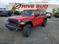 2021 Jeep Wrangler Unlimited Rubicon VUS