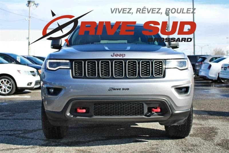 Jeep Grand Cherokee TRAILHAWK *TOIT PANO*HITCH*GPS* 2017