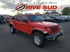 2021 Jeep Gladiator Sport S Camion cabine Crew